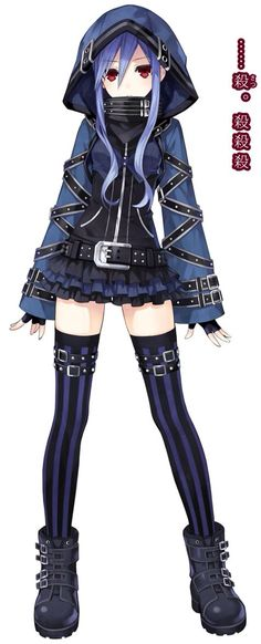 Artist: Tsunako | Fairy Fencer F | Ethel >> I pinned et on Anime, but actually ist from a Game