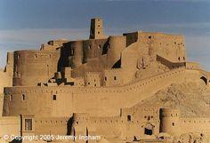 Citadel, Bam, Iran