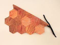 Honeycomb 2 by Dell Stewart, Spiro | Grace Art Rooms (SGAR)
