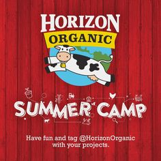 Ready? Set? Summer Camp! We're kicking off summer with hands-on projects and farm tours from our Horizon partner farmers and HOPE Scholar recipients. Farmers, Have Fun, Hands, Camping, Tours, Summer, Projects, Campsite, Outdoor Camping