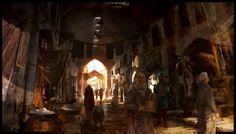 神殿 コンセプトアート - Google 検索