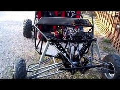 ST 4 Badlands Buggy - YouTube
