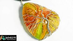 How to make Colorful Magic Stone Pendant from epoxy resin art. Wire Epoxy Resin Art, Resin Jewelry, Stone Pendants, Creations, Magic, Colorful, Wire, Resin Jewellery, Cable