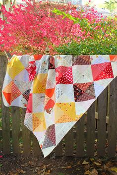 Teaginny Designs: A Quilt for Fall