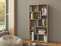 Poličkový systém - WIP - Domino C dub sonoma svetlý Bookshelves, Bookcase, Inspiration, Furniture, Home Decor, Mall, Decorations, Dominatrix, Biblical Inspiration