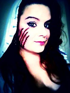 Playing with makeup 2014!