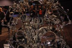 CrAzY drum kit