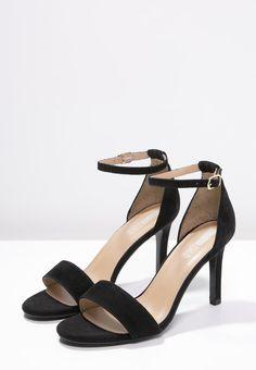 bee2469729e90 Classiques   Spartiates Pier One Sandales - black noir  32