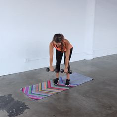 exemplo de exercício para queimar gordura das costas