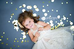 San Antonio Children Photography- Glitter Session {Isabella Turns 3!} YelloNest Photography
