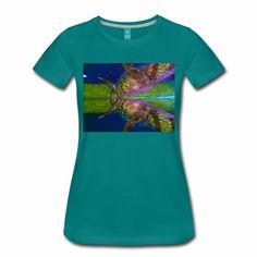 Double Croco Chroma - T-shirt Premium Femme Comme, T Shirt, Mens Tops, Fashion, Clouds, Supreme T Shirt, Moda, Tee Shirt, Fashion Styles