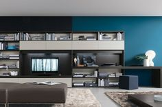 Bookshelves-design