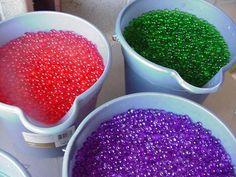 8oz. 220 gram pkg. water crystals round water Pearl by agoldstein1, $16.99