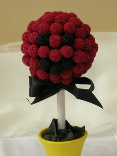 Raspberry and Blackberry Sweet tree