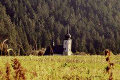 Kostolík v krásnej dedine Liptovsky Ján