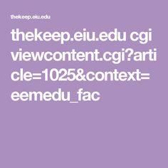 thekeep.eiu.edu cgi viewcontent.cgi?article=1025&context=eemedu_fac