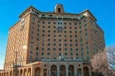 A Refurbished Baker Hotel Signals a New Beginning in Mineral Wells Wells Hotel, Glen Rose Texas, Mineral Wells Texas, Only In Texas, Clark Gable, Judy Garland, Texas Travel, Travel News, New Beginnings