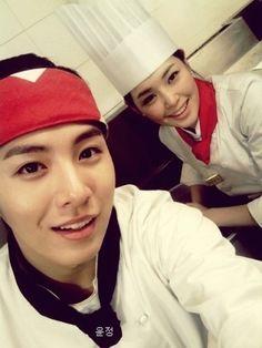 No Min Woo <3 he's a boy  _  i wish ...........