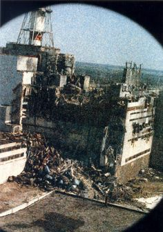 Chernobyl Series, Part 3: Post-Accident - Imgur