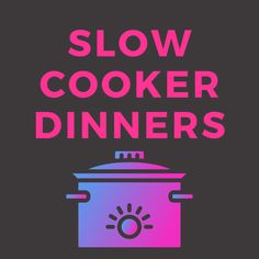 Slow cookers are one of the most popular cooking methods. Great for busy moms, working professionals, or college kids on a budget. Wide variety of recipes available! Cookers, Slow Cooker Recipes, Dinners, Budget, College, Popular, Kids, Dinner Parties, Children