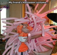 Best SAHD Halloween Costume Ever