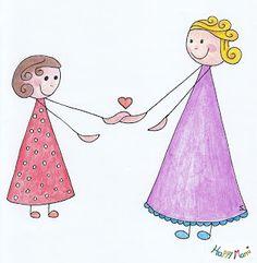 Happy Mami : Veränderung Princess Peach, Disney Princess, Disney Characters, Fictional Characters, Aurora Sleeping Beauty, Happy, Blue Prints, Unconditional Love, Kids