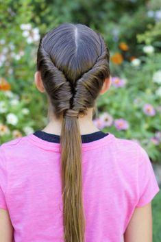Tornado Twist | Cute Girls Hairstyles