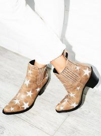 Ankle Boot Stars