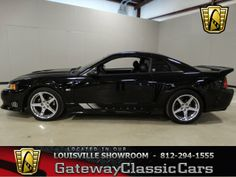 2002 Ford Saleen Mustang #117