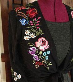 Folklore Shirt - Alinaline   OregonPatchWorks