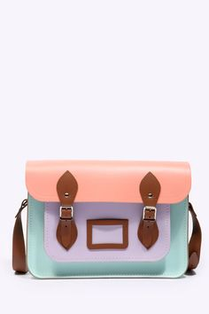 My lovely limited edition Cambridge Satchel designed for Urban Outfitters by CSC Cambridge Satchel, Fashion Clothes Online, Fashion Bags, Fashion Ideas, My Bags, Purses And Bags, Urban Outfitters, Chanel, Pretty Pastel