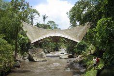 The Millenium Bridge / IBUKU