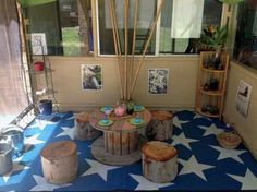 Simple and sustainable playspace.