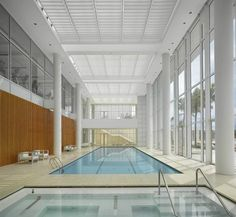 OCT Shenzhen Clubhouse, Shenzhen, 2012 - Richard Meier & Partners Architects LLP
