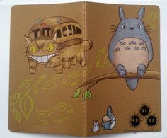 Hey, I found this really awesome Etsy listing at https://www.etsy.com/listing/105312876/my-neighbor-totoro-journal-made-to-order