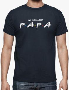 Un cadeau original pour la Fête des pères! Donnez votre père un nouvel T-shirt préféré: cliquez l'épingle pour d'inspiration. #Fêtedespères #cadeau#fêtedespères #père #cadeaupère T Shirt, Mens Tops, Inspiration, Fashion, Quirky Gifts, Father's Day, Gift Ideas, Supreme T Shirt, Biblical Inspiration