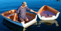 PT Eleven Nesting Dinghy home page