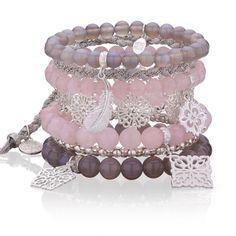 Różowa magia  #mokobelle #mokobellejewellery #jewellery #buythelook