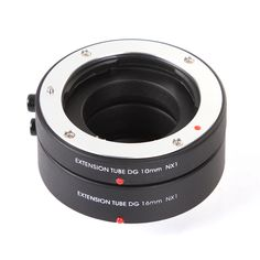 Durable Portable Auto Focus Macro Extension Tube Converter 10mm 16mm for Olympus Panasonic DRLS Cameras M4. Click visit to buy #lenses #accessories
