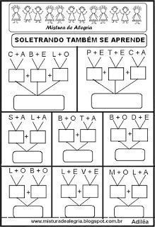 Portuguese Lessons, First Grade, Preschool Activities, Homeschool, Teaching, Writing, How To Plan, Professor, Apraxia
