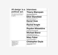 Site No. 1076 Design Ethics
