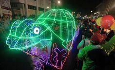 Bandung City, Neon Signs
