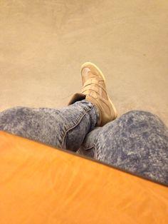Wedge sneaker #sketcher