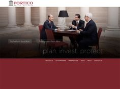 Services - Web Design/Development | Portico Wealth Advisors