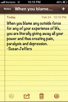 Feel The Fear...And Do It Anyway Susan Jeffers