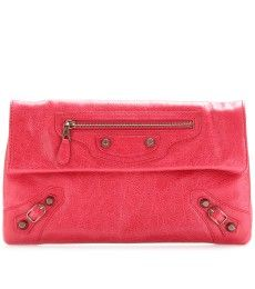 Balenciaga clutch oh i love it!!