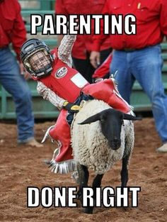 LOL I can't wait to watch him ride in March!! :-)