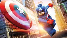 LEGO Captian America