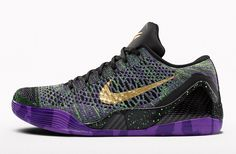 "KOBE 9 ELITE LOW ID ""Mamba Moment"" ($245)"