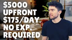 $5000 Upfront $175/Day Work-From-Home Jobs No Experience Required 2021 Work From Home Careers, Video Notes, Day Work